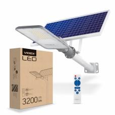 Светильник на солнечной батарее VIDEX 40W с поворотной консолью