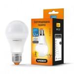 SMART series LED лампа Videx 12w, E27, 4100K с регулировкой яркости