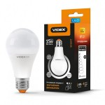 SMART series LED лампа Videx 15w, E27, 4100K с регулировкой яркости