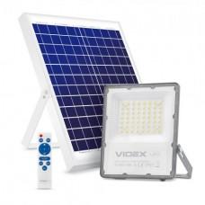 LED прожектор автономный VIDEX 100W 5000K 3.2 V