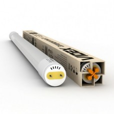 LED лампа VIDEX T8b 18W 1.2M 4100K 220V матовая