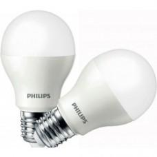 LED лампа Philips A-55 E27 7,5W  3000K