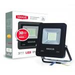Светодиодный прожектор MAXUS 30W 5000K