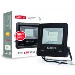 Светодиодный прожектор MAXUS 50W 5000K
