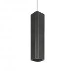 Подвесной LED светильник Maxus FPL 6W 4100K (1-FPL-004-02-S-BK)