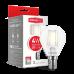 LED лампа MAXUS (филамент), G45, 4W, мягкий свет,E14 (1-LED-547) (NEW)