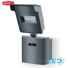 Уличный LED светильник Intelite 1H 10W яркий свет 220V (1-HD-001)