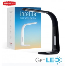 Настольный светильник Intelite Desklamp 7W black (DL1-7W-BL)