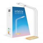 Настольный LED светильник Intelite desklamp Glass 8W (DL5-8W-TRL)