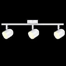 Спотовый светильник MAXUS MSL-01C 3x4W 4100K (белый)