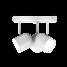Спотовый светильник MAXUS MSL-01R 3x4W 4100K (белый)