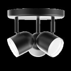Спотовый светильник MAXUS MSL-01R 3x4W 4100K