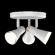 Спотовый светильник MAXUS MSL-02R 3x4W 4100K (белый)