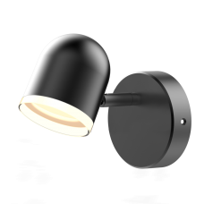 Светильник MAXUS Spot Light 4W (черный)