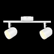 Точечный светильник MAXUS MSL-01C 2x4W 4100K (белый)
