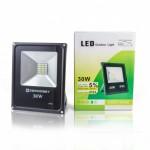 Светодиодный прожектор  LETLED 30W 6400K SMD