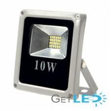 Светодиодный прожектор Slim SMD (Pro) LSS-10, 10W, 6500K