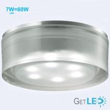 LED точечный светильник AL-972, 7W, 560lm, 6500K